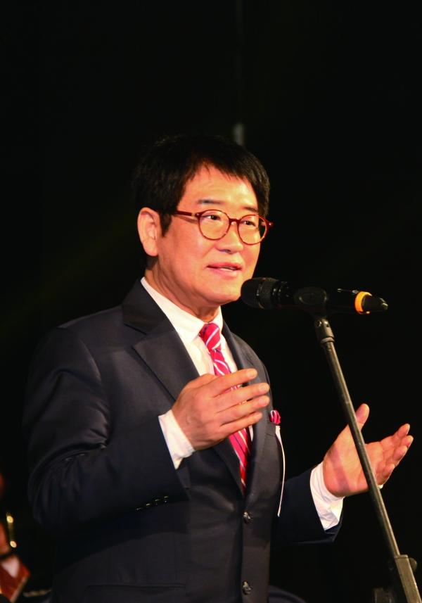 (사)한국연예예술인총연합회 석현 이사장
